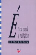 Portada de ETICA CIVIL Y RELIGION
