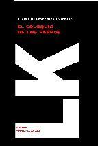 Portada de EL COLOQUIO DE LOS PERROS (EBOOK)