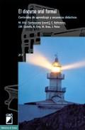 Portada de DISCURSO ORAL FORMAL: CONTENIDOS DE APRENDIZAJE Y SECUENCIAS DIDACTICAS
