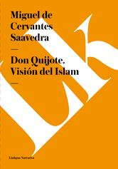 Portada de DON QUIJOTE. VISIÓN DEL ISLAM - EBOOK