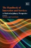 Portada de THE HANDBOOK OF INNOVATION AND SERVICES: A MULTI-DISCIPLINARY PERSPECTIVE