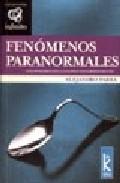 Portada de FENOMENOS