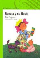 Portada de RENATA Y SU FIESTA (EBOOK)