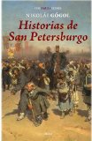 Portada de HISTORIAS DE SAN PETERSBURGO (CONFABULACIONES (ENEIDA))
