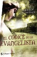 Portada de EL CODICE DE LA EVANGELISTA