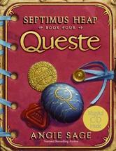 Portada de SEPTIMUS HEAP, BOOK FOUR: QUESTE