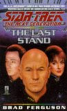Portada de LAST STAND: 37 (STAR TREK: THE NEXT GENERATION)