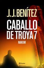 Portada de NAHUM. CABALLO DE TROYA 7