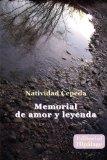 Portada de MEMORIAL DE AMOR Y LEYENDA