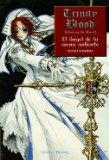 Portada de TRINITY BLOOD: EL ANGEL DE ARENA ARDIENTE