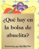 Portada de QUE HAY EN LA BOLSA DE ABUELITA? = WHAT'S IN GRANDMA'S GROCERY BAG? (PULL TAB)