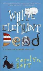 Portada de WHITE ELEPHANT DEAD