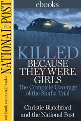 Portada de KILLED BECAUSE THEY WERE GIRLS