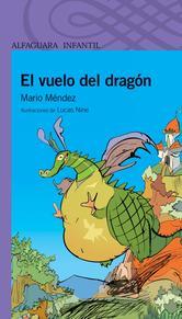 Portada de EL VUELO DEL DRAGÓN (EBOOK)