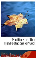 Portada de REALITIES: OR, THE MANIFESTATIONS OF GOD