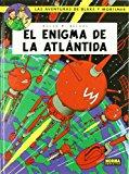 Portada de BLAKE Y MORTIMER, 4: EL ENIGMA DE LA ATLANTIDA
