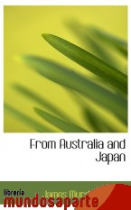 Portada de FROM AUSTRALIA AND JAPAN