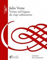 Portada de VEINTE MIL LEGUAS DE VIAJE SUBMARINO (EBOOK)