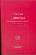 Portada de EDUCACION Y DEMOCRACIA: II ENCUENTRO SOBRE EDUCACION EN EL ESCORIAL