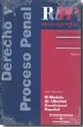Portada de EL MODELO DE LIBERTAD CONDICIONAL ESPAÑOL