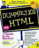 Portada de DUMMIES 101: HTML 4