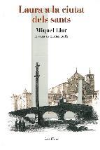 Portada de LAURA A LA CIUTAT DELS SANTS (EBOOK)