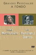 Portada de CARMEN MARTIN GAITE - JESUS FERNANDEZ SANTOS
