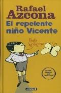 Portada de EL REPELENTE NIÑO VICENTE