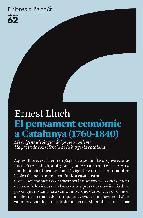 Portada de EL PENSAMENT ECONÒMIC A CATALUNYA (1760-1840) (EBOOK)