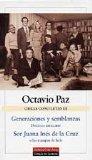 Portada de OBRAS COMPLETAS (VOL. III): GENERACIONES Y SEMBLANZAS, SOR JUANA INES DE LA CRUZ