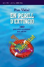 Portada de EN PERILL D'EXTINCIÓ. (EBOOK)