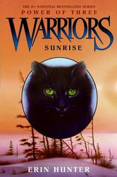 Portada de WARRIORS: POWER OF THREE #6: SUNRISE