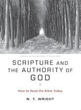 Portada de SCRIPTURE AND THE AUTHORITY OF GOD
