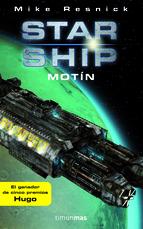 Portada de STARSHIP: MOTÍN