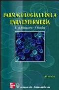 Portada de FARMACOLOGIA CLINICA PARA ENFERMERIA
