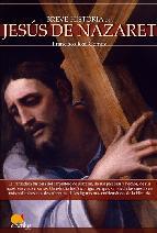 Portada de BREVE HISTORIA DE JESÚS DE NAZARETH