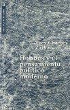 Portada de HOBBES Y EL PENSAMIENTO POLITICO MODERNO