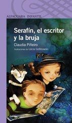 Portada de SERAFÍN, EL ESCRITOR Y LA BRUJA (EBOOK)