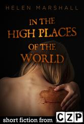 Portada de IN THE HIGH PLACES OF THE WORLD