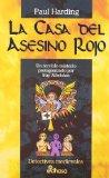 Portada de LA CASA DEL ASESINO ROJO: UN TERRIBLE MISTERIO PROTAGONIZADO POR FRAY ATHELSTAN