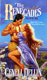 Portada de THE RENEGADES: NICK