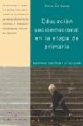 Portada de EDUCACION SOCIOEMOCIONAL EN LA ETAPA DE PRIMARIA