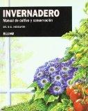 Portada de INVERNADERO: MANUAL DE CULTIVO Y CONSERVACION