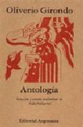 Portada de ANTOLOGIA: OLIVERIO GIRONDO