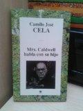 Portada de MRS. CALDWELL HABLA CON SU HIJO