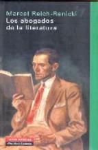 Portada de LOS ABOGADOS DE LA LITERATURA