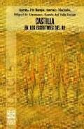 Portada de CASTILLA EN LOS ESCRITORES DEL 98