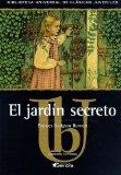 Portada de EL JARDÍN SECRETO
