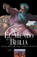 Portada de EL MUNDO DE LA BIBLIA
