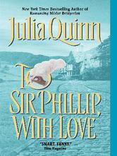 Portada de TO SIR PHILLIP, WITH LOVE